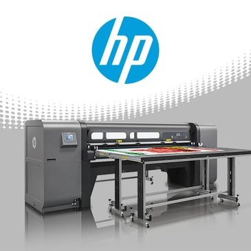 Hp sign printer equipment