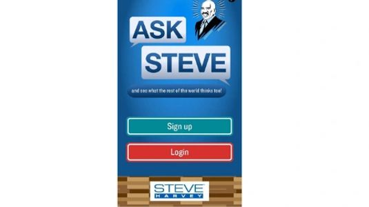 "Sharen Sierra why accept the 'Ask Steve"" Harvey mobile app Exec Producer project? 'To push myself."""
