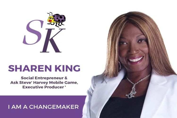 Sharen Sierra Brand Marketing and Lifestyle Strategist life's mission is to leave a legacy of change