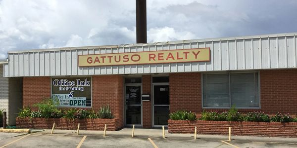 We are located at 303 Westbank Expwy (corner of Fried St) in Gretna in the Gattuso Realty Building.