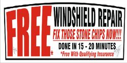 Windshield Repair & Auto Glass Repair