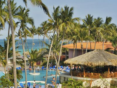 Natura Park Beach Eco Resort and Spa is a beachfront, all-inclusive hotel,