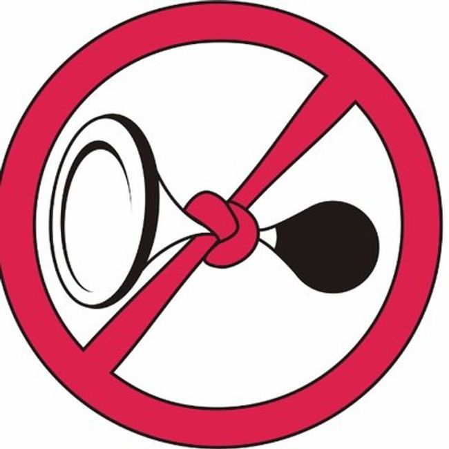 No Honking Day No Honking No Horn Horn Not Ok Please Noise Pollution Vehicle Horn