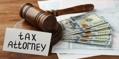 Take advantage of our tax attorney services by letting us resolve your tax problems with IRS and NJ
