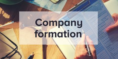 Incorporate a new LLC or corporation with company formation services. Also ask about Payroll Service