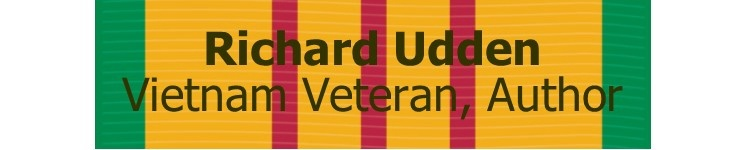 Richard udden: vietnam veteran, author