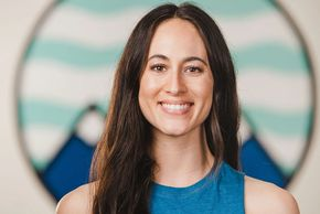 Kristi Albernaz at Loveland Yoga Teacher