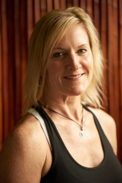 Mary Orscheln, owner of ZaZen Thai Yoga Massage and Professional Massage Therapist