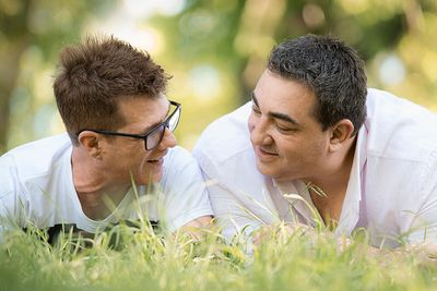 Marriage Equality shoot by the best  same sex wedding photographer in Melbourne