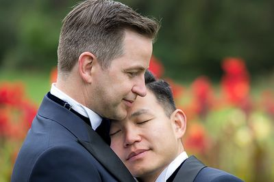 Chris & Jimmy - same sex wedding photography Melbourne by Love is Love Photography
