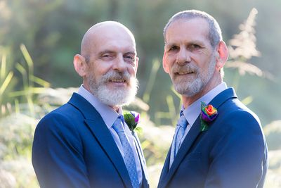 Kevin & Jamie - for same sex wedding photography at Bell City, Preston by Love is Love Photography