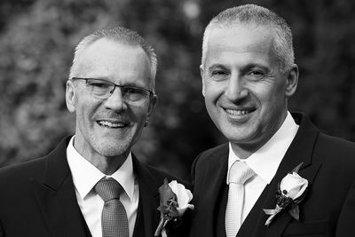 Paul & Michael - by Love is Love Photography, the best gay wedding photographer in Melbourne