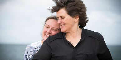 Wedding photographer in Ocean Road, best same sex wedding photographer in Geelong
