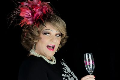Dolly Diamond - by Love is Love Photography, the exclusive Melbourne same sex portrait photographer
