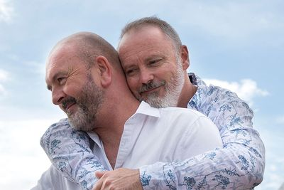 Aylan & Rod - by same sex wedding photographer in Sydney, Love is Love Photography