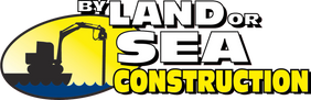 By Land or Sea Construction