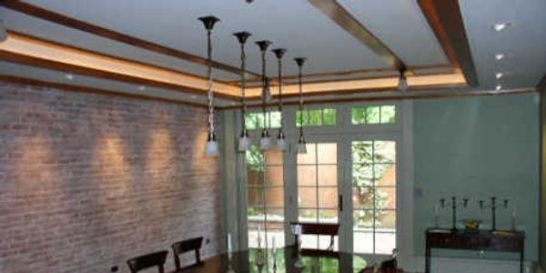 dining room renovation in Cape Ann including Gloucester, Rockport, Manchester Essex Massachusetts