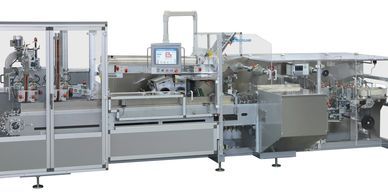 horizontal cartoner, cartoner, cosmetics, health & beauty, pharmaceutical