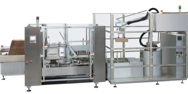 SIDE LOADING, TOP LOADING,  CASE PACKER, CASE ERECTOR, CASE SEALER, CASE LOADING, PALLETIZER