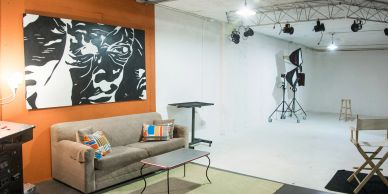 Photo and Video Studio for Rent in Sioux Falls