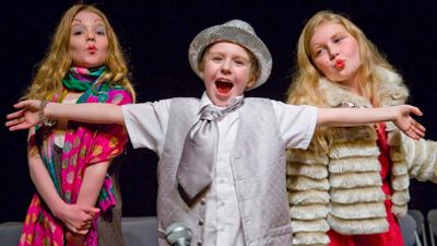 Sing, Dance, Act & Play at TYC Tots! Every Wednesday from 5-6pm at the FlyLoft!