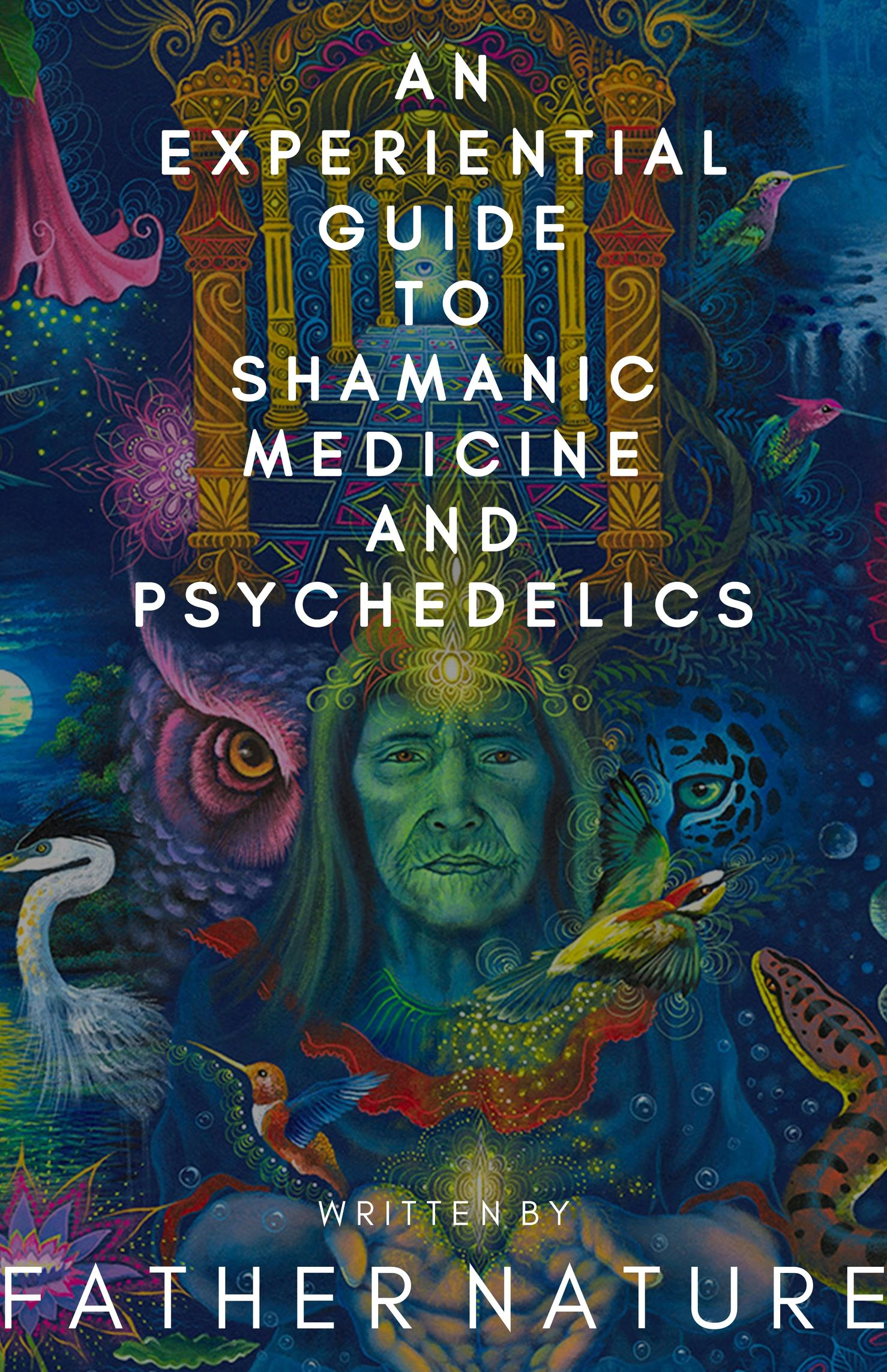 Psychedelic Cover