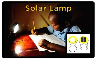 Healthy Charity HealthyCharity BIG Impact Projects Uganda Africa Solar Lamps Dirty Smoke