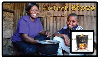 Healthy Charity HealthyCharity BIG Impact Projects Uganda Africa Clean Cooking Dirty Smoke