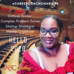 Charisse Lewis, MBA Career Coach Leadership Coach Author of I COULD HAVE GOTTEN THAT VIA EMAIL!