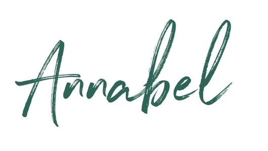 Annabel typhography