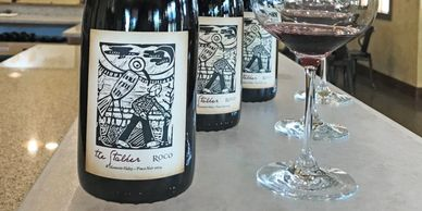 the stalker pinot noir from roco winery