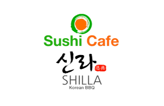Sushi Cafe + Shilla Korean BBQ