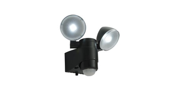 Battery operated exterior LED lighting