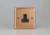 For the full range of Polished Copper sockets & switches visit https://www.varilight.co.uk/ranges/range-classic-polished-copper.php