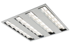 Recessed LED Modular/troffer fitting 42W 4000k (Cool White) 3300 lum.