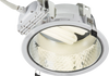 Recessed 230mm single PL Downlight (cut out 205mm) 230mm.