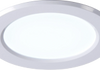 A slim line Circular Cool Running Panel light complete with integrated power supply and Led's.