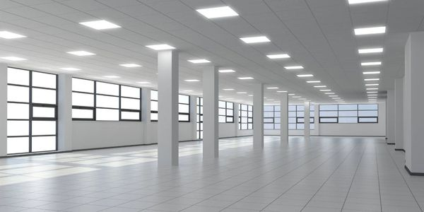 Commercial lighting installed by Oxford Lighting and Electrical Solutions