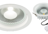 230V 15W COB LED round recessed commercial dimmable downlight.