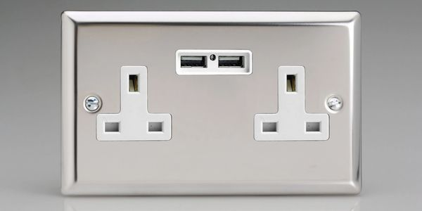Sockets and switches available from Oxford Lighting Showroom