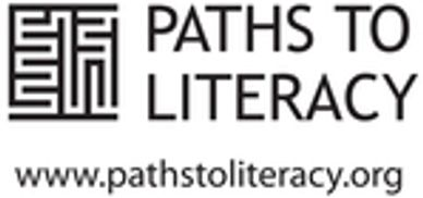 The Paths to Literacy logo, which has a maze.