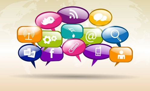 social media and communication tools