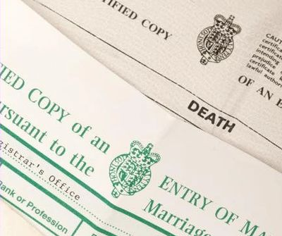 Register a death in Portsmouth, Gosport, Hampshire
