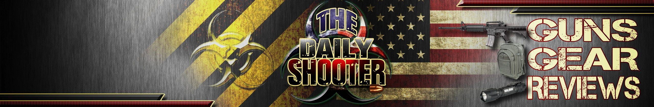 THE DAILY SHOOTER LOGO LONG