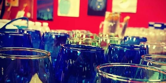 Paint and Sip Wine Glasses