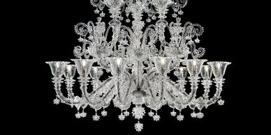 Barovier義大利燈具 Barovier&Toso水晶吊燈 Barovier&Tosochandeliers Barovier&Tososuspensions Barovier&Tosolamps