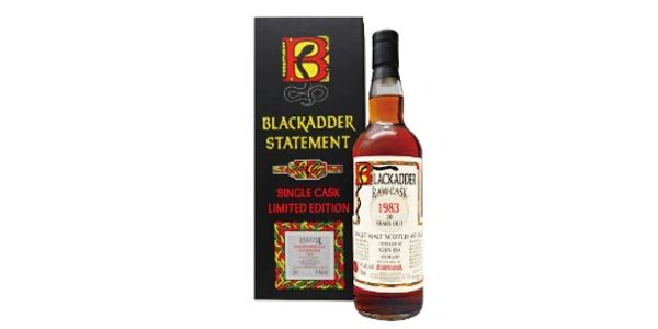 BLACKADDER WHISKY