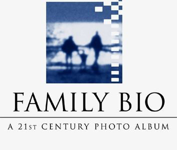 Lecture & Video Presentation about making Family Bios featuring family members talking about Depression Era and World War II