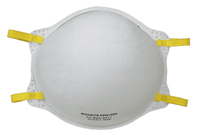 The most commonly available and well-known respirators are the N95 face piece respirators which filt