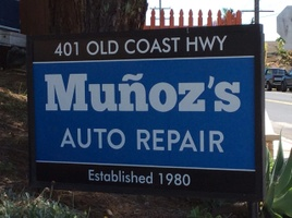 MUNOZ'S AUTOMOTIVE REPAIR